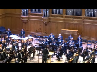 В. Рябов «В стране полночного солнца», норвежская сюита для симфонического оркестра, соч. 82 Дирижёр — Артур Арнольд